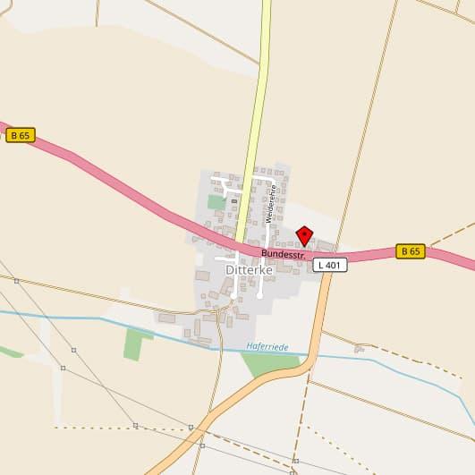 Masche - Gehrden OT Ditterke